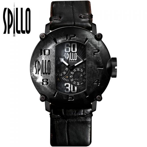 SPILLO-SD917KK-18BLACK001