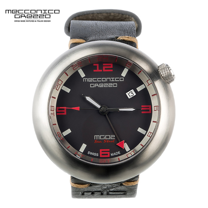 MECCANICA GREZZA MG02-GMT