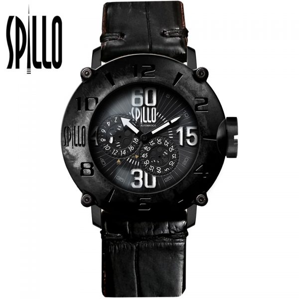 SPILLO-OL917KK-18BLACK001