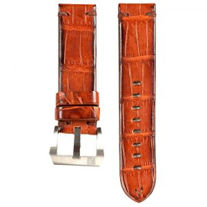 Spillo-Strap15-Alligator-LtBrown