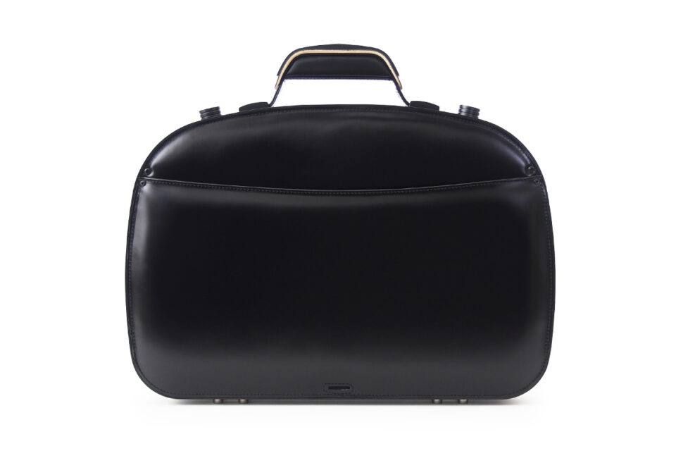 BLAUDESIGN Briefcase All Black