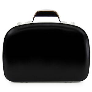 BLAUDESIGN Briefcase Black