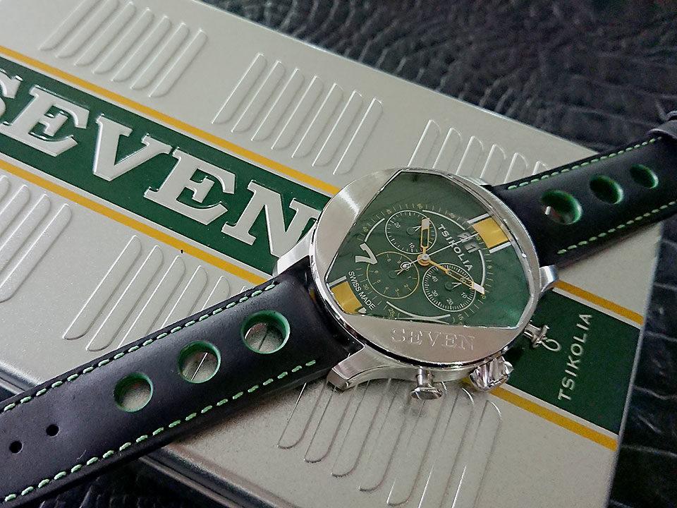 チコリア SEVEN GREEN/YELLOW