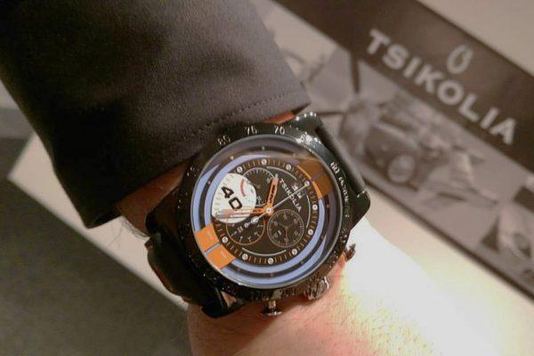 TSIKOLIA GT-40 BLACK