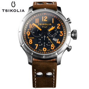 TSIKOLIA P-47-06 SS/BLACK/ORANGE Index