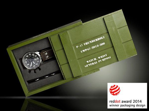 TSIKOLIA P-47 Box