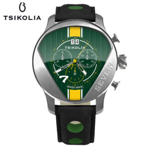 TSIKOLIA SEVEN Green / Yellow