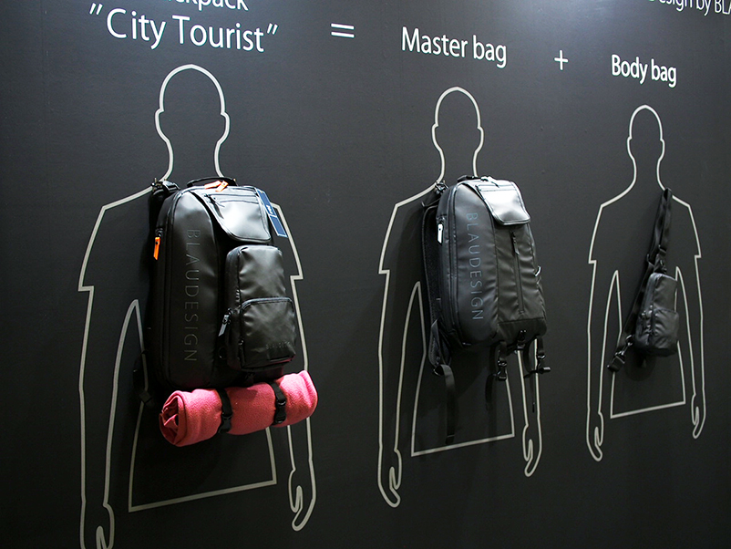City Tourist 3WAY Backpack