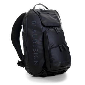 BLAUDESIGN City Tourist Black/White