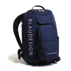 BLAUDESIGN City Tourist Navy/White