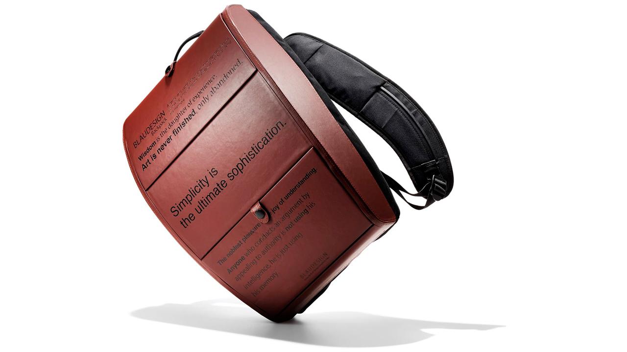 ブラウデザインのバックパック