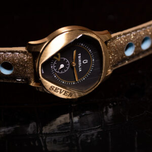 SEVEN for Ladies Gold/Black