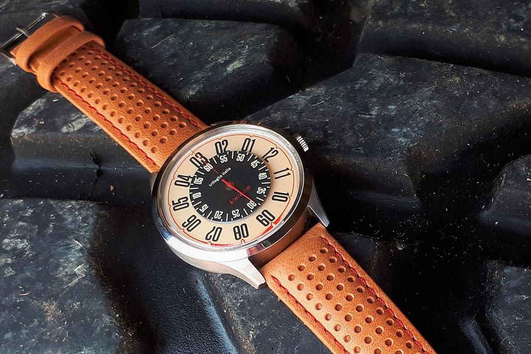 Trifoglio Italia の新作時計 VELOCE