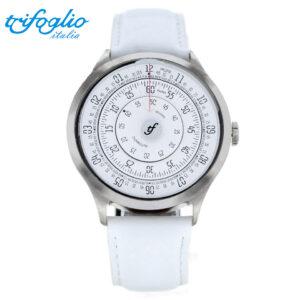 トリフォグリオ イタリア時計 ホワイト