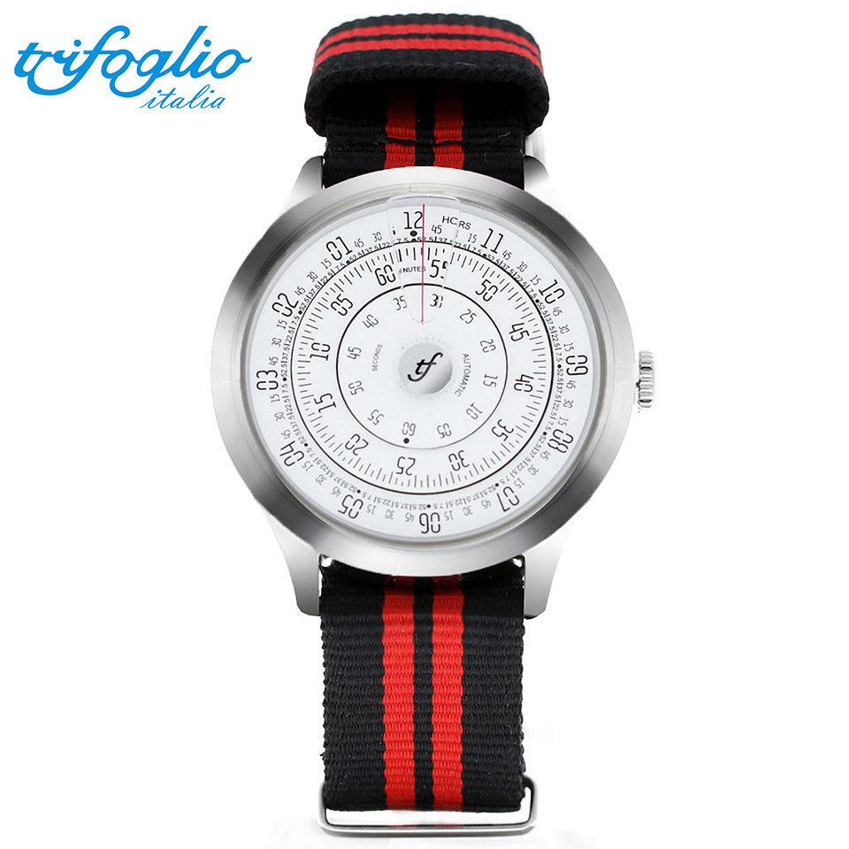 トリフォグリオ メンズ腕時計