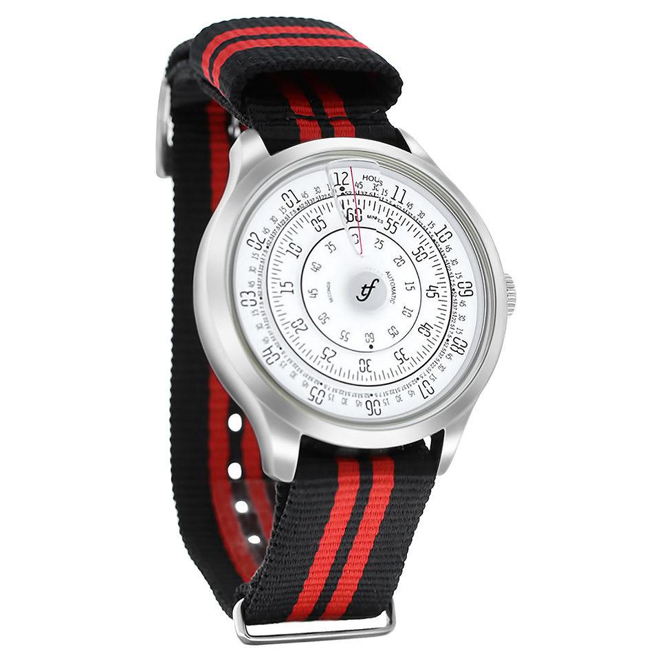 トリフォグリオ 機械式腕時計