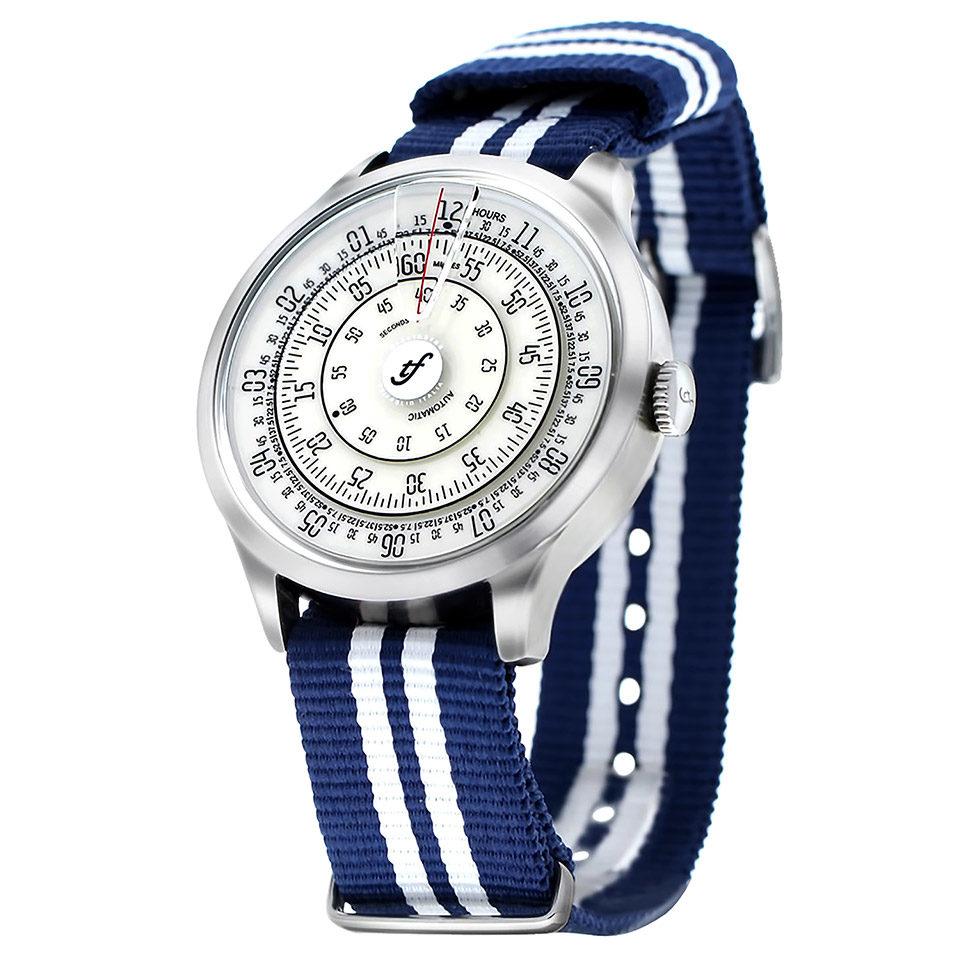 トリフォグリオイタリア 機械式腕時計