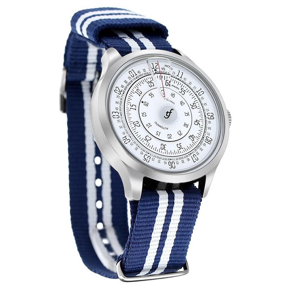 トリフォグリオ 機械式時計