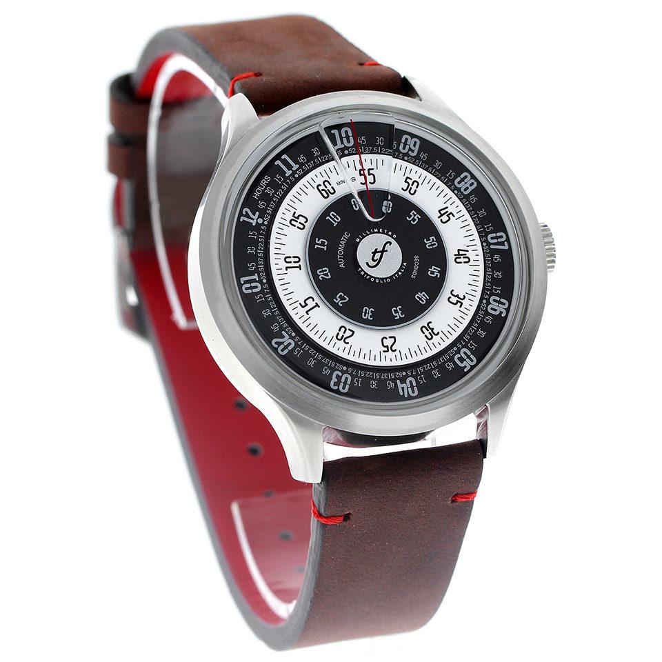 ミリメトロ デュアル 腕時計 ML421SSBW
