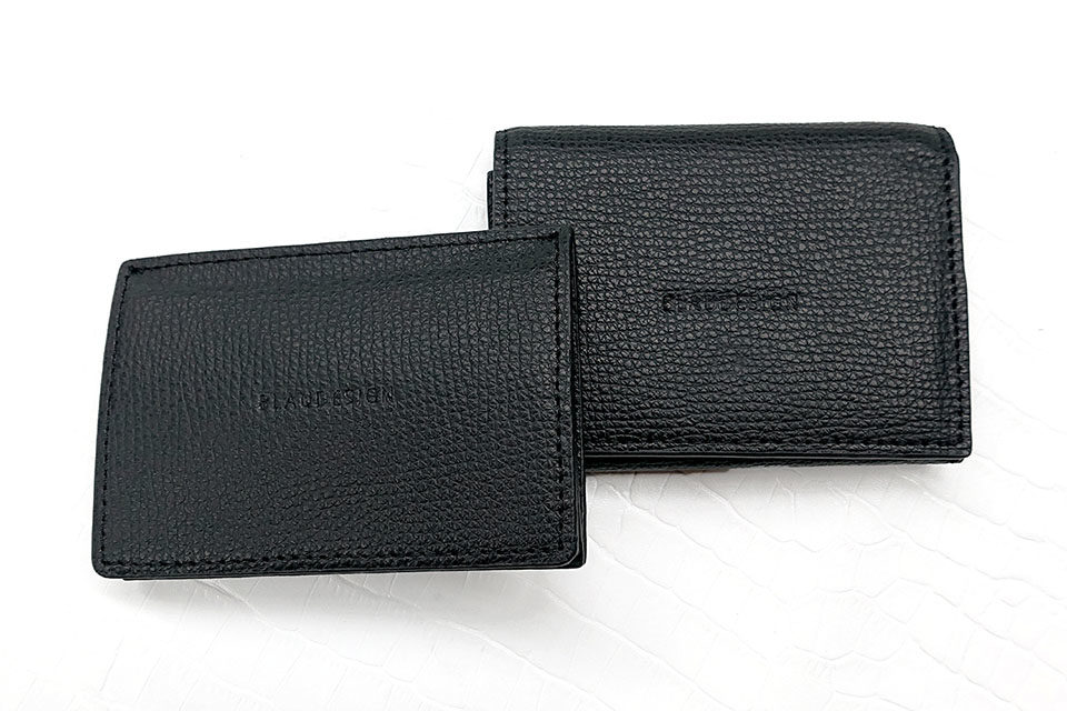 Wallet Two in One ブラック