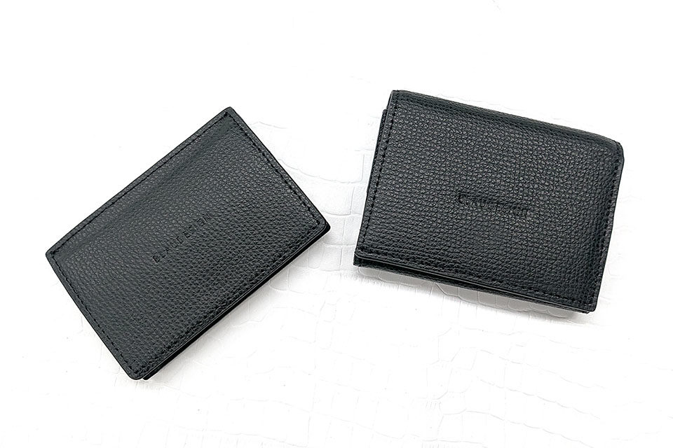 Wallet Two in One BLACK 表