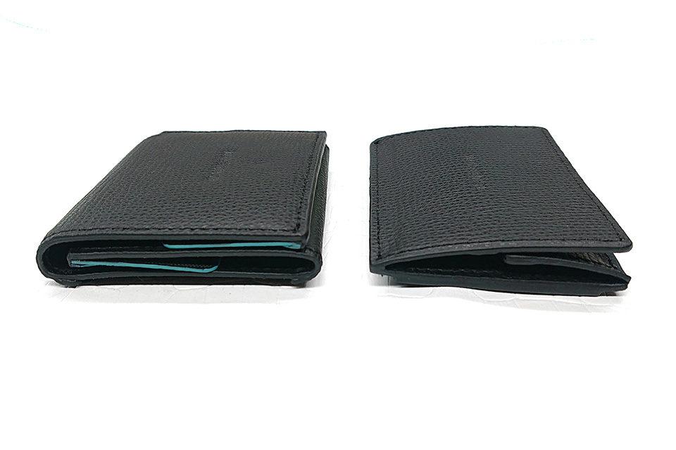 着脱式カードケースとコインケース