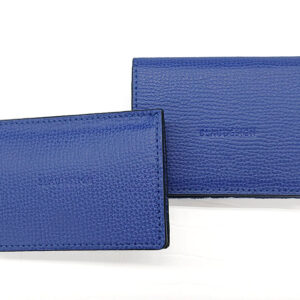 Wallet Two in One ブルー&ホワイト