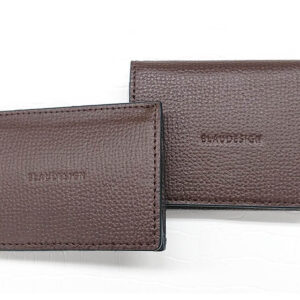 Wallet Two in One ブラウン&ホワイト