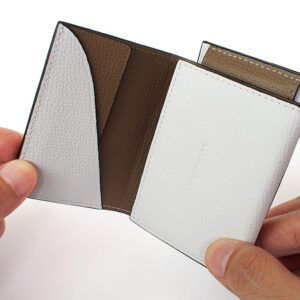 Wallet Two in One White