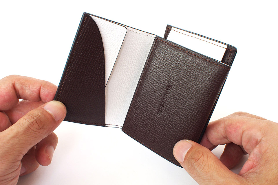 Wallet Two in One Brown