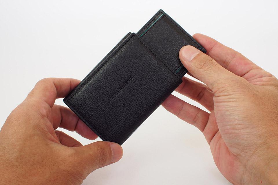 BLAUDESIGNの新作財布