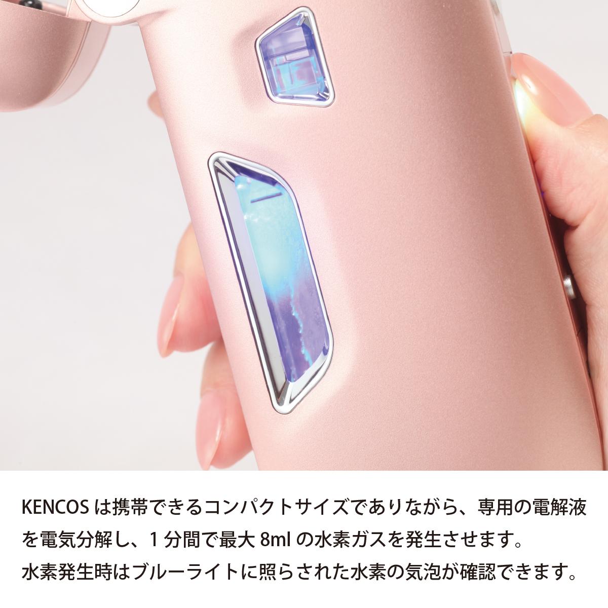 KENKOS4の水素モード