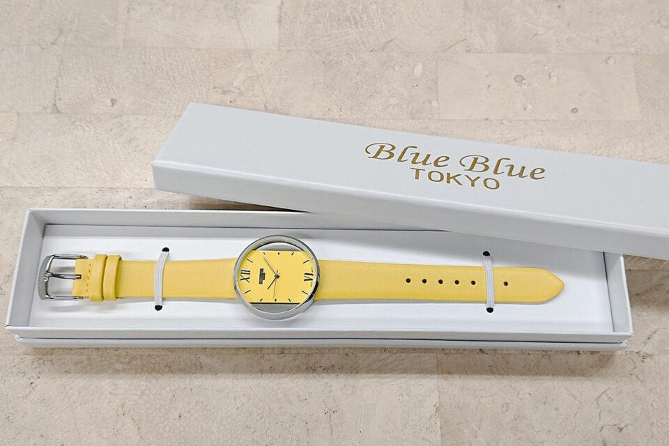 BlueBlueTOKYO BR36 黄