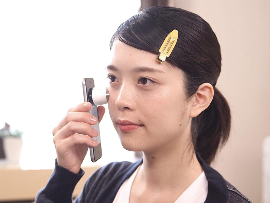 世界初のスマホ美顔器 ノーフルスマート