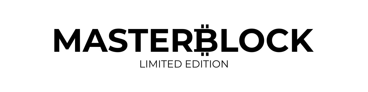 MasterBlock limited edition