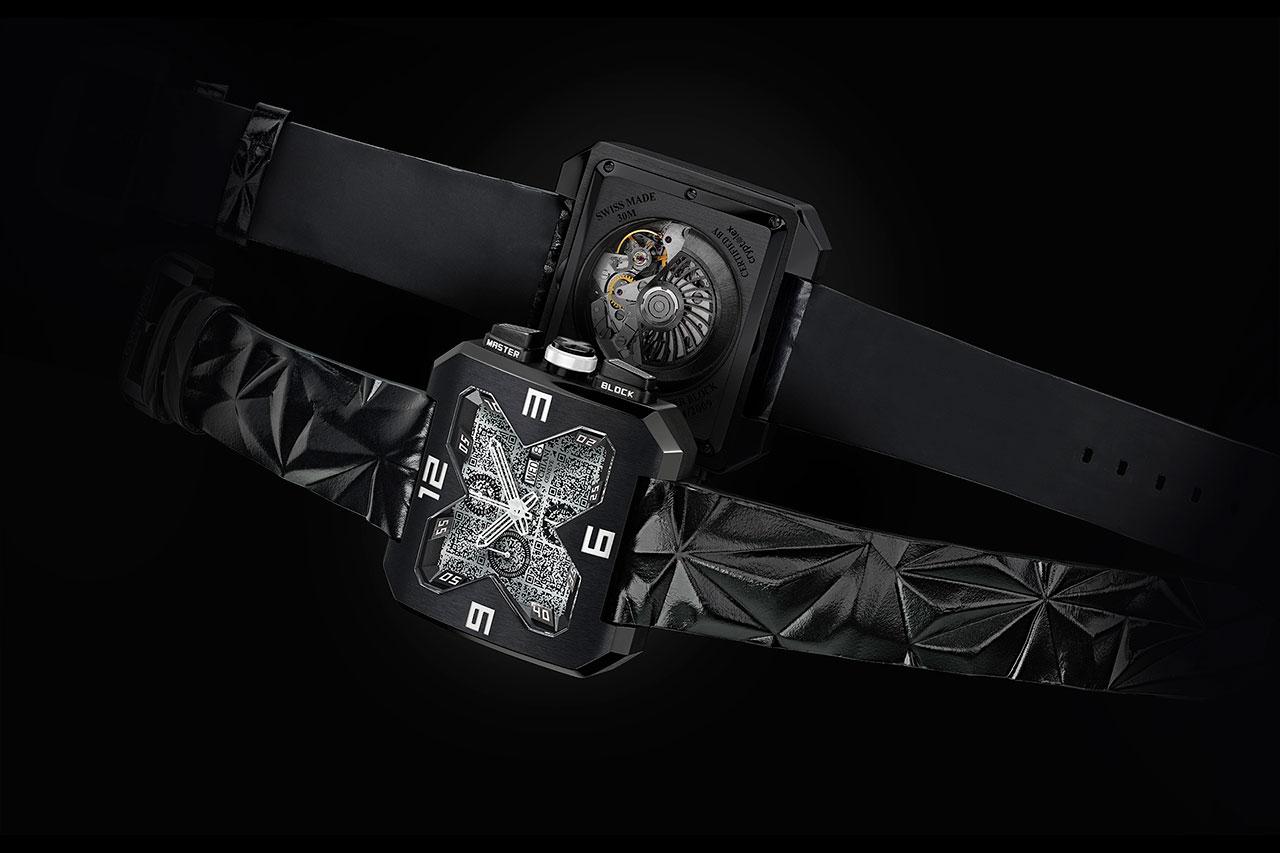 スイス高級腕時計 MasterBlock