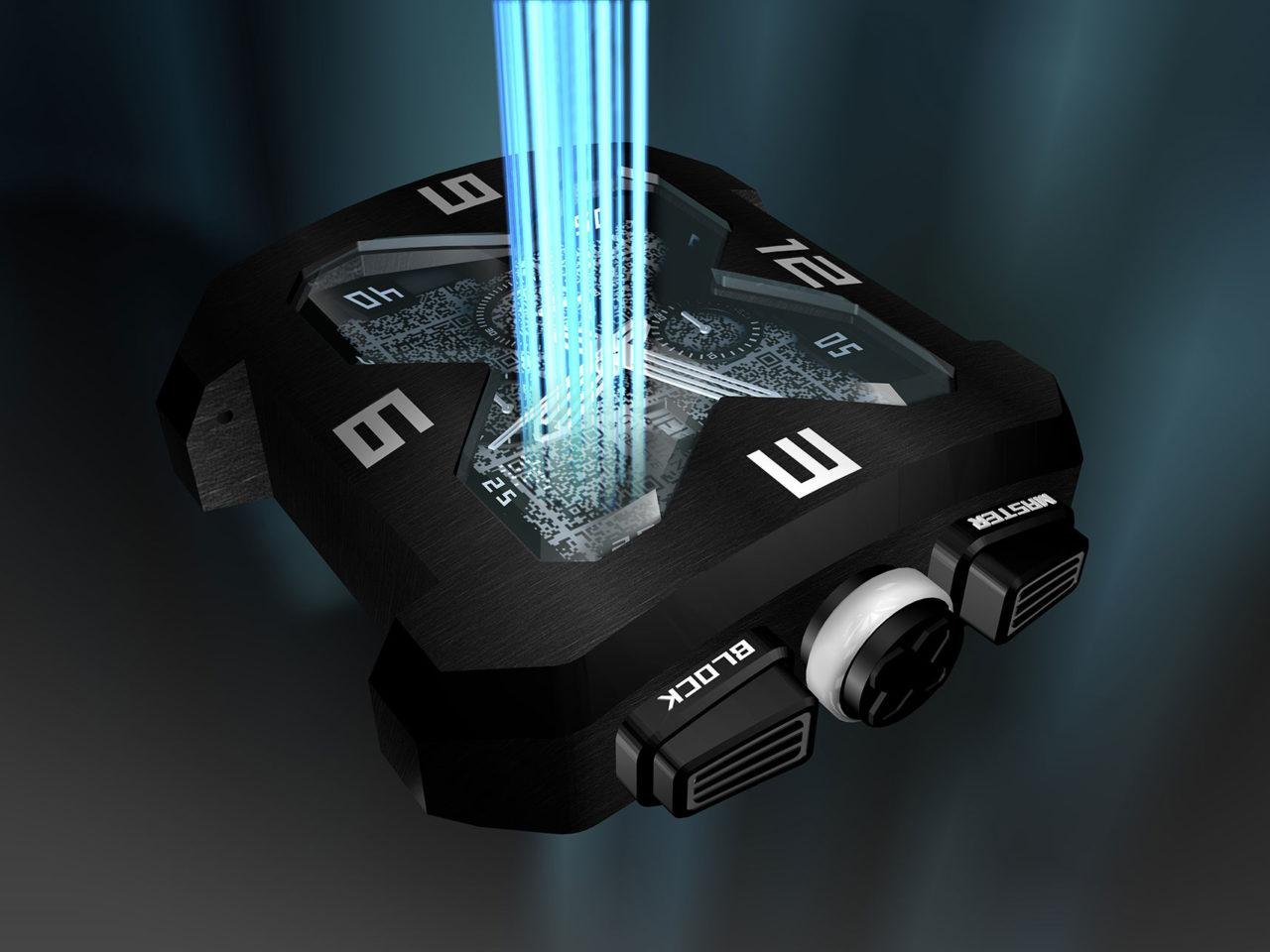 ブロックチェーン技術を使ったスイス高級腕時計