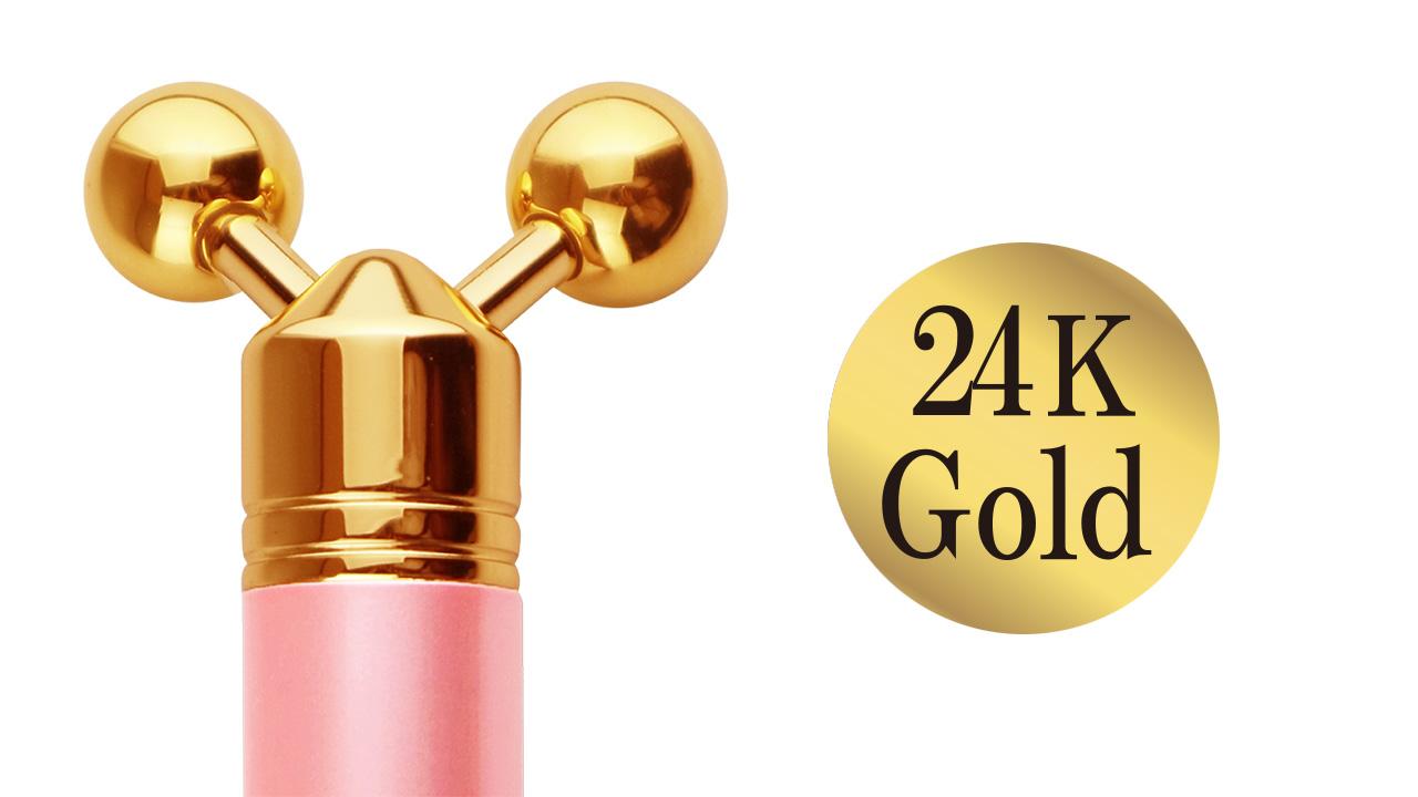 Dis Moi Perla 24K GOLD